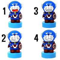 Customise Self-Inking Cartoon Round Rubber Stamp ø30mm