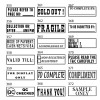 Customised/Personalised Self-Inking NAME/MESSAGE Rubber Stamp (30mm x 10mm)