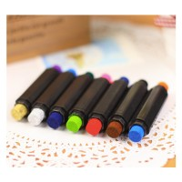 Oil Based Ink Stick for Craft Stamp (Set of 9)