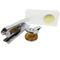 Business Corporate Common Seal ø35mm Pocket Seal (SEAL-1)